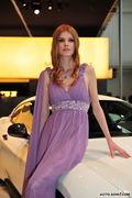 2010车展最美的女模集合
