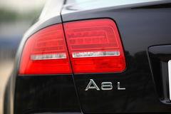 奥迪 A8L 实拍 外观 图片