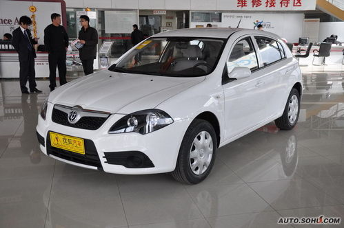 中华骏捷FRV 1.3L手动舒适型