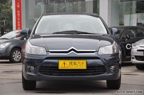 2011款雪铁龙世嘉三厢1.6L手动舒适型