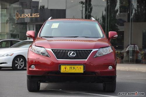 2011款雷克萨斯RX270 豪华版