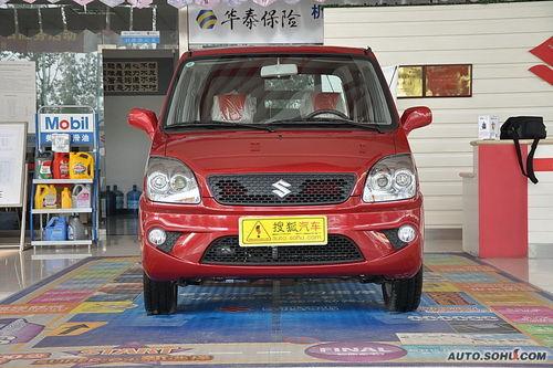 2010款昌河铃木北斗星E+ 1.4L B1 STD2