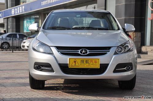 2009款江淮和悦三厢1.5L舒适型