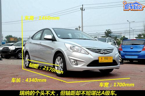 预计售8-11万元 北京现代瑞纳今日上市-搜狐汽车