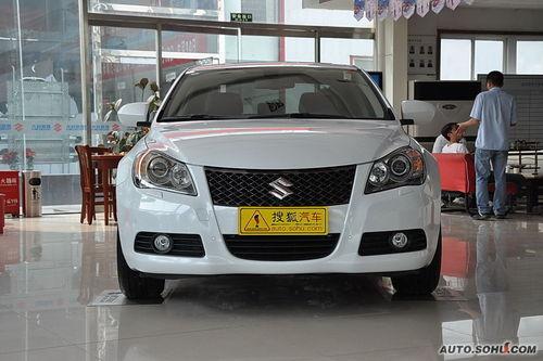 2010款铃木凯泽西2.4L CVT两驱豪华版