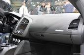 奥迪R8 5.2FSI车展实拍