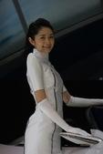 2009上海车展本田车模