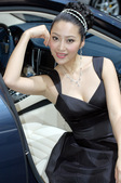 2008北京车展保时捷车模