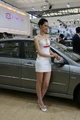 2009上海车展起亚车模