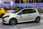 雷诺Clio RS车展实拍