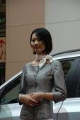 2009上海车展宝马车模