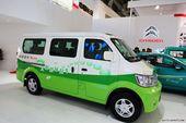 长安星光4500太阳能环保车