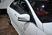 奔驰C63AMG车展实拍