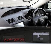 2010款马自达3三厢版试驾