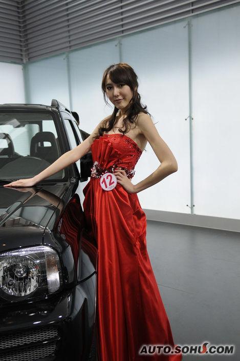 美女模特02