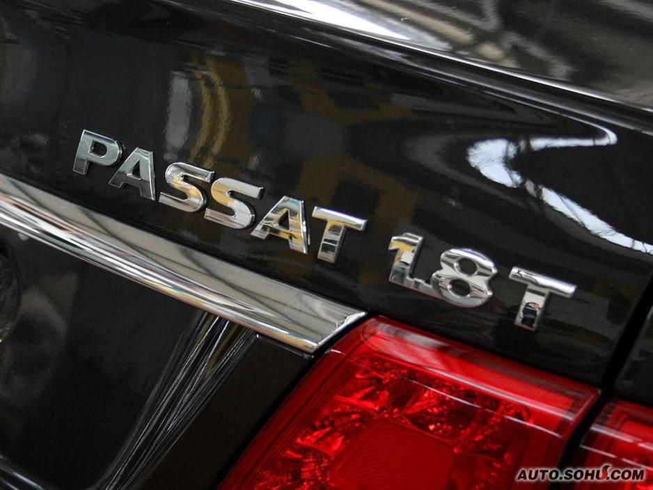 帕萨特领驭 大众帕萨特领驭 帕萨特领驭的实拍图片