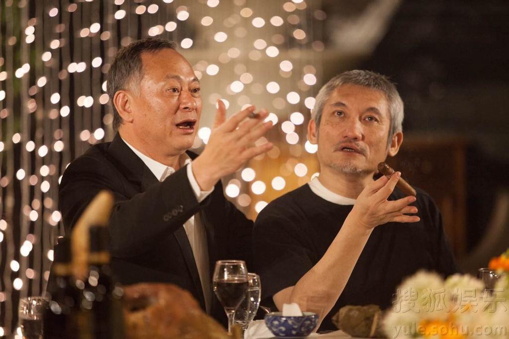 海润两部新片亮相北影节 杜琪峰率男神团齐助阵