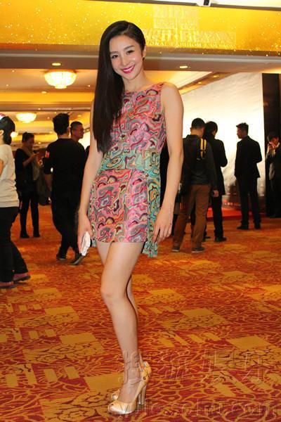 """锋》首度联手《男人风尚》举行的""""2012年度创意设计时尚盛典"""".图片"""