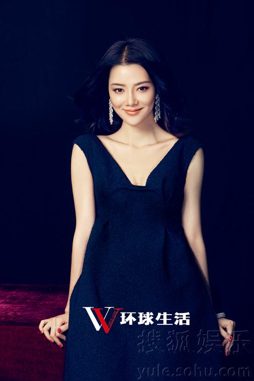 车晓最新杂志大片 完美呈现唯美成熟魅力图片