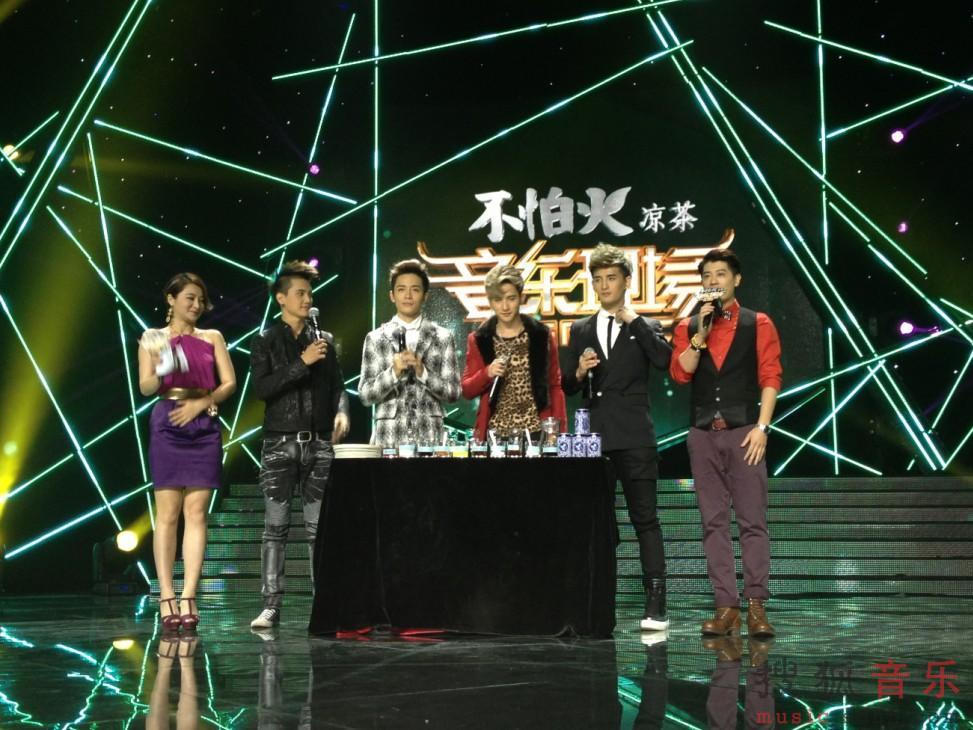 天娱传媒旗下艺人组合至上励合,近日受邀参加了云南卫视《音乐现场