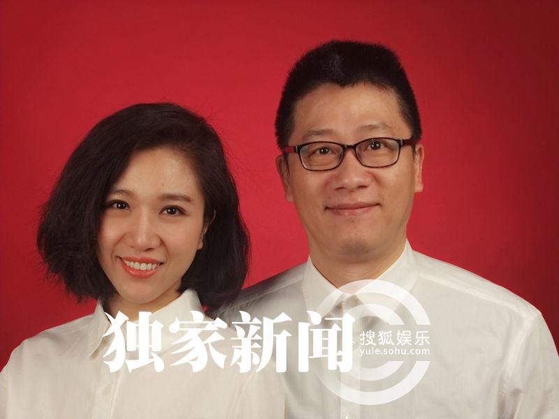 走红的歌手胡杨林与台湾著名音乐制作人、编曲大师江建民结婚了!