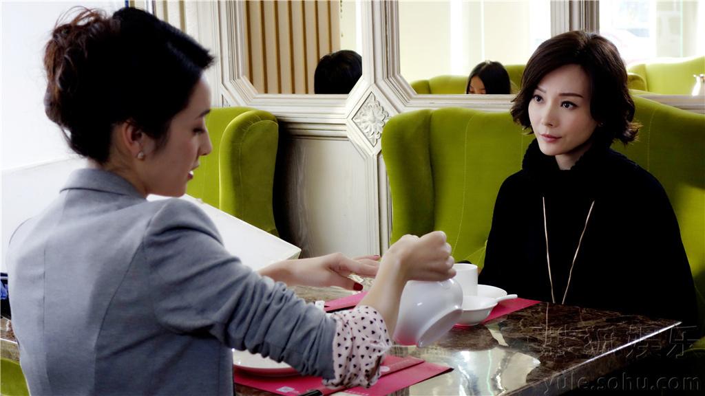 谈判冤家 今播 陈数一年三剧承包2014年荧屏 高清图片