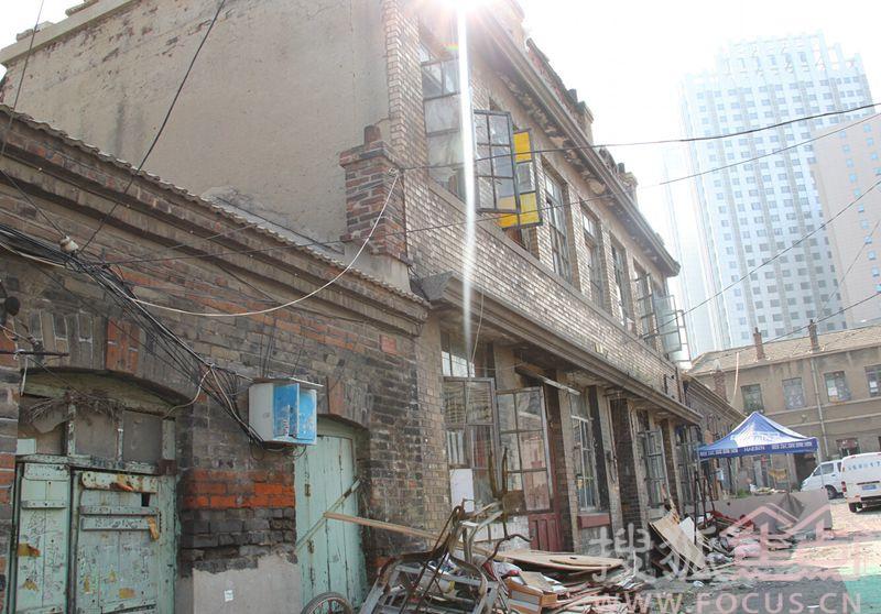 城市印象:大连东关街建筑风情