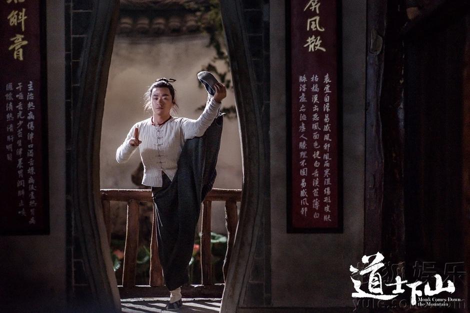 《道士下山》曝特辑 少年宝强开启奇幻漂流