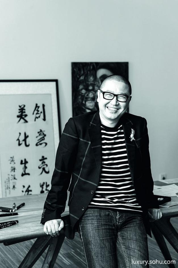 奢侈品频道 珠宝  责编:石玉美                  珠宝设计师刘斐