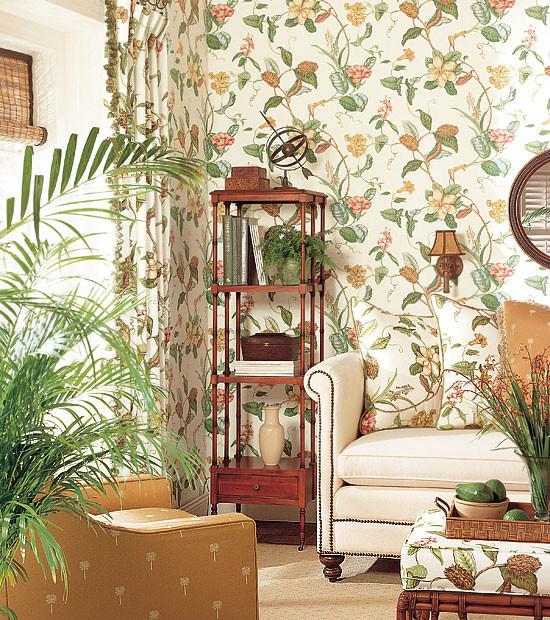 我们收集了一些极好地室内设计,都是用了绥化作为墙纸装饰,希望这些散