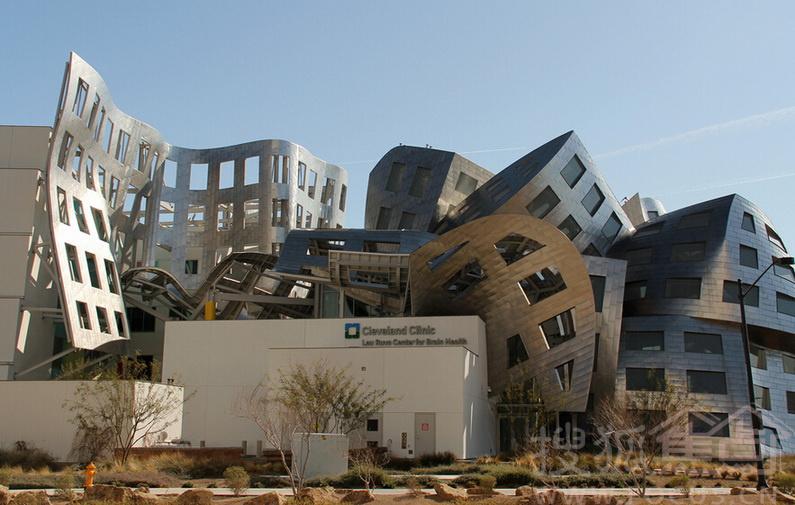 解构主义建筑风格_解构主义设计:还有比这更扭曲的建筑吗?6931809-焦点频道