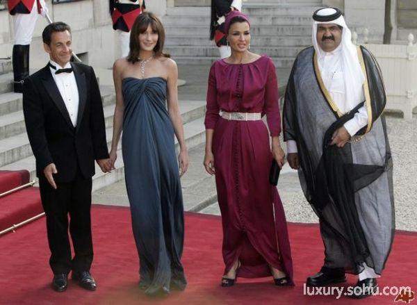 谢赫娜王妃伊琳娜谢赫 丹麦王妃 图片