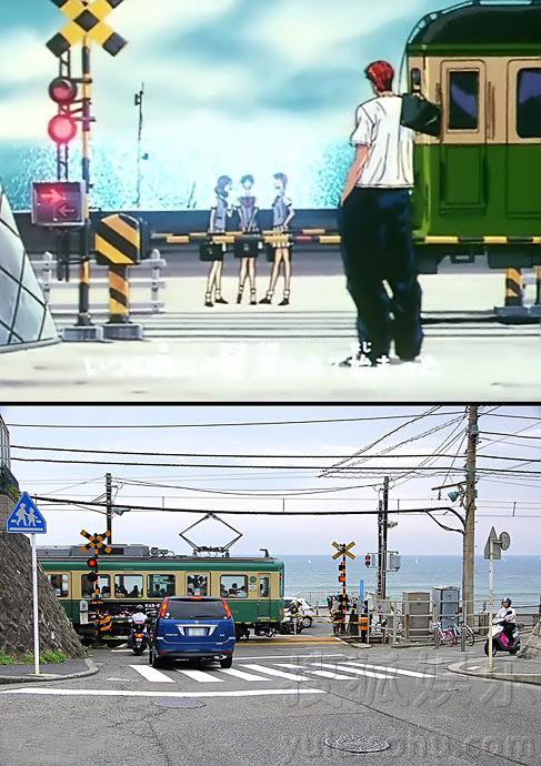 《灌篮高手》圣地巡礼——梦回湘南海岸