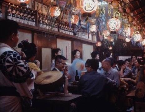 60年代东京夜生活:歌姬满街 黑道横行