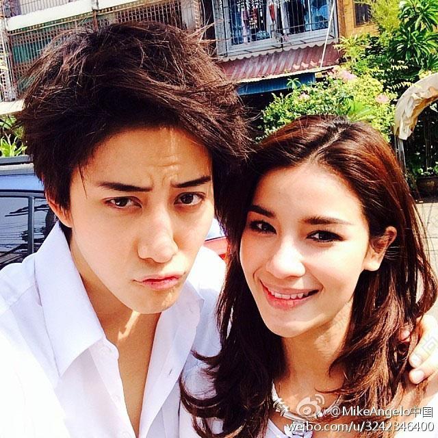 泰国 浪漫满屋 主角照曝光 男主Mike迷倒少女6172817 搜狐时尚频道图图片