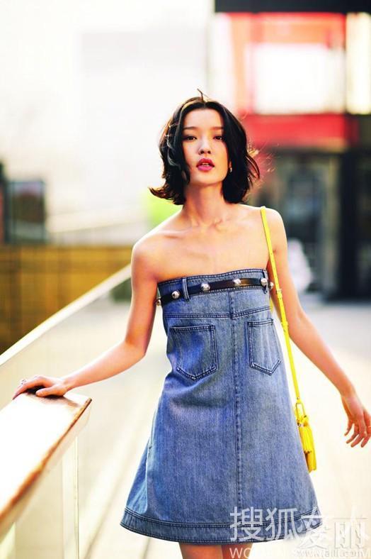 《中国合伙人》最美女主角杜鹃大片