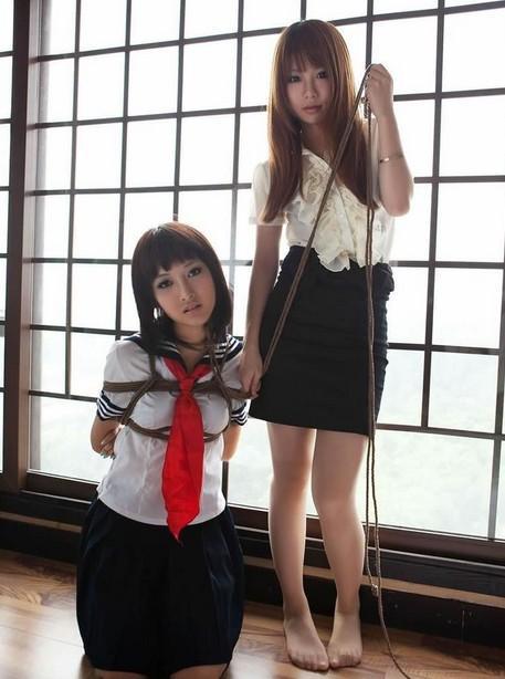 日本女人为啥热衷于被捆起来