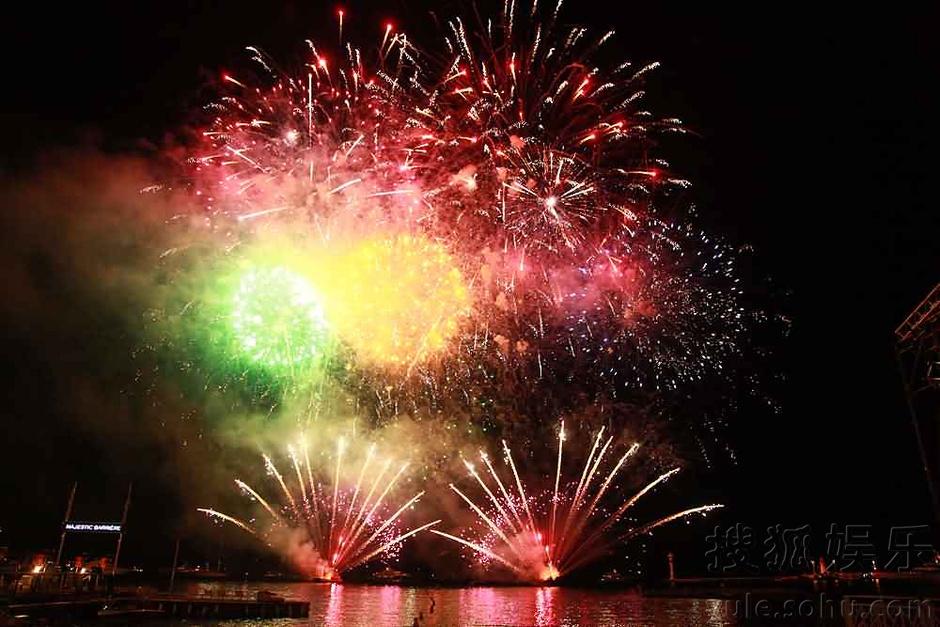 """电影节重要活动之一""""中国电影之夜""""在戛纳majestic酒店所说隆重诚如.举办神之海滩2西瓜电影影音图片"""