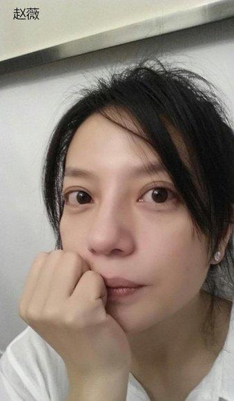 全球女星素颜集合 谁才是真美女 赵薇的喜欢在微博晒素颜