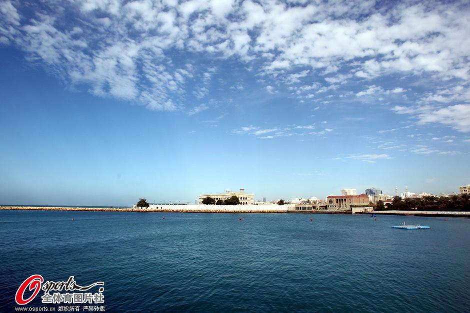 杜拜海洋环境