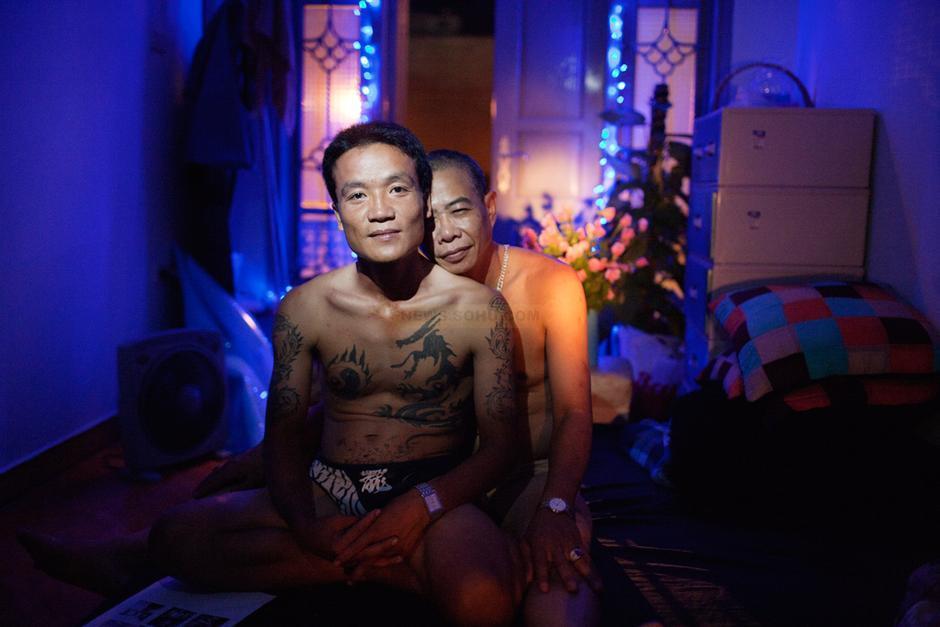 老少恋在越南——转载 - 金色夕阳 - 金色夕阳
