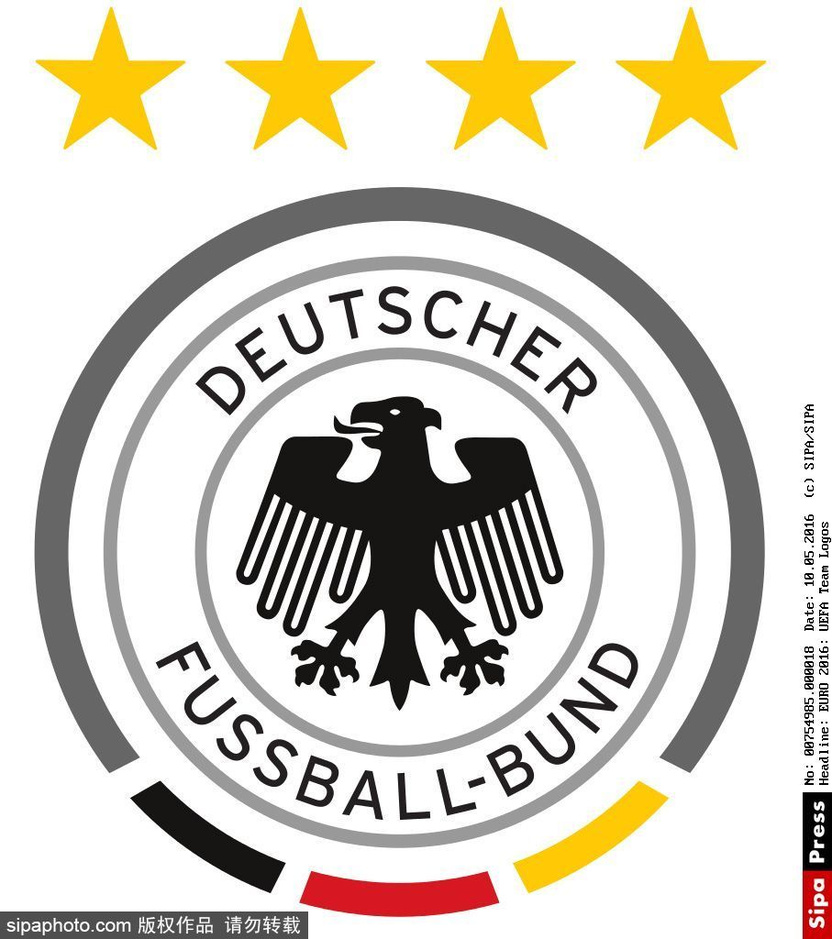 组图:2016欧洲杯科普 二十四强队徽logo大集合