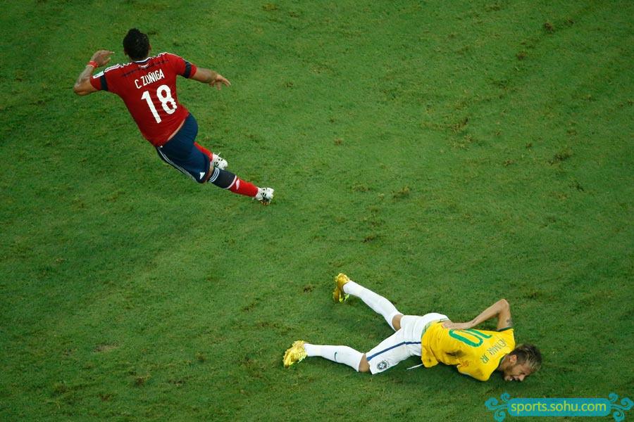 巴西世界杯追记2:十佳精彩瞬间 - 古藤新枝 - 古藤的博客