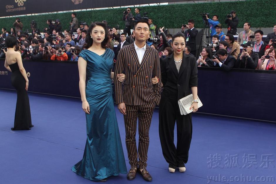 【第三届北京国际电影节】蓝地毯 颁奖典礼讨论帖(20130423)图片
