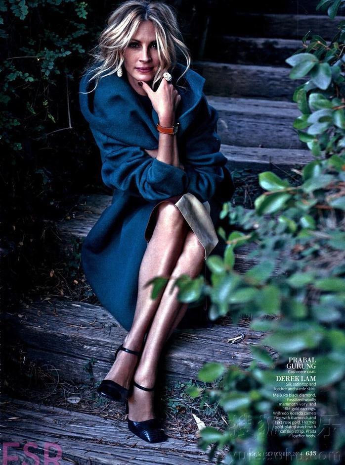 茱莉亚x_茱莉亚-罗伯茨写真美艳 笑容灿烂秀美腿