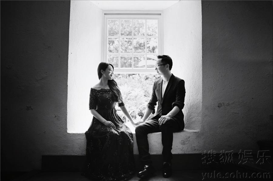 陆川与胡蝶夏威夷完婚 传统婚礼低调私密