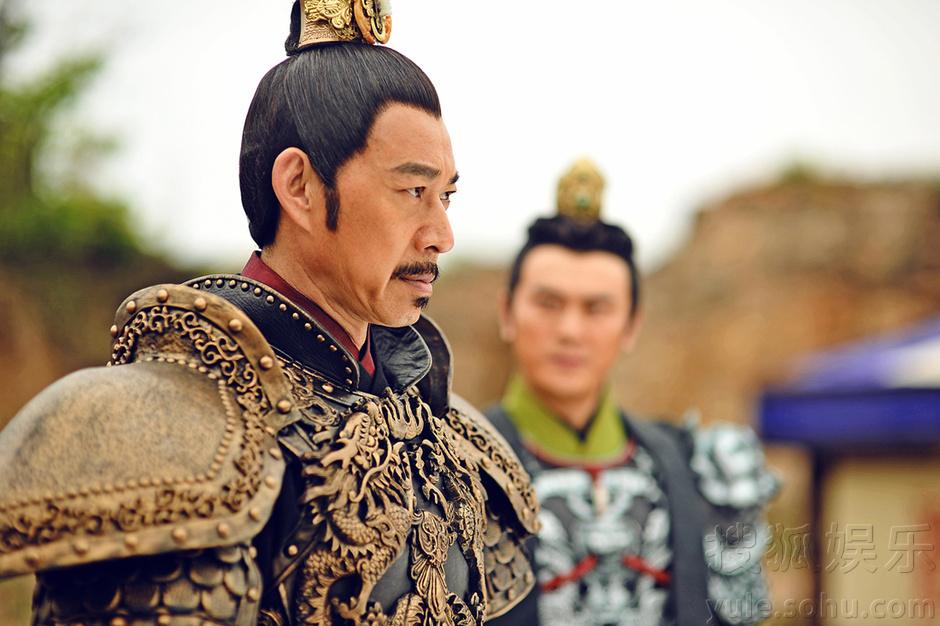 《武则天》曝张丰毅剧照 成就一代帝王李世民