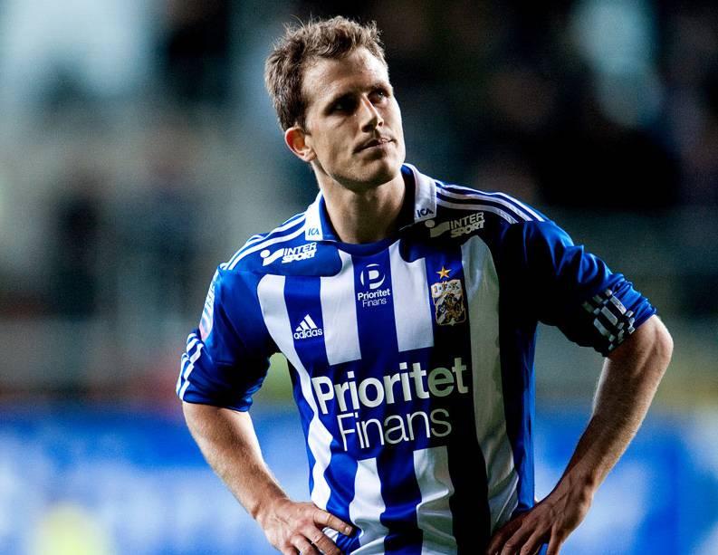 来自瑞典哥德堡俱乐部的托比亚斯-海森将以超过100万欧元的身价转会至