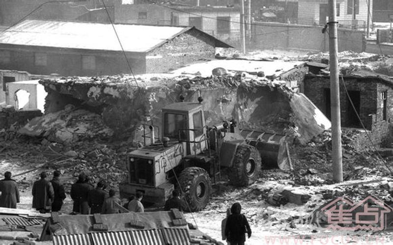 秦皇岛80年代街头老照片 追寻回不去的昨天