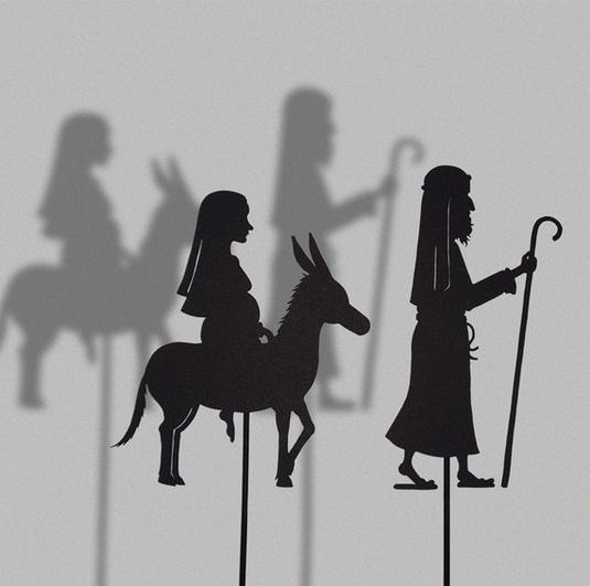 创意剪纸 伊莎贝拉的梦幻皮影童话